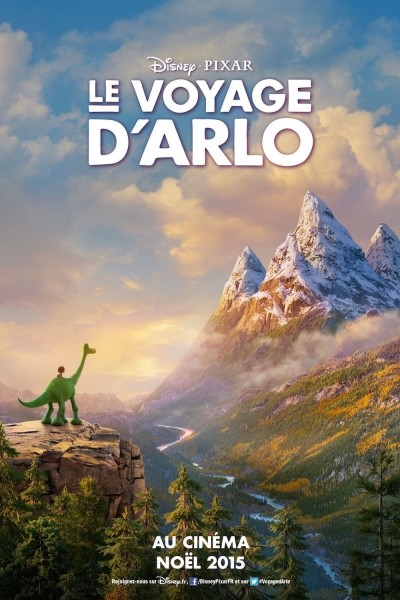 Caratula, cartel, poster o portada de El viaje de Arlo