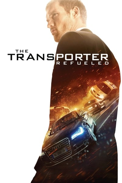 Caratula, cartel, poster o portada de Transporter Legacy
