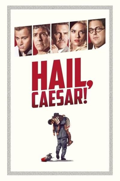 Caratula, cartel, poster o portada de ¡Ave, César!