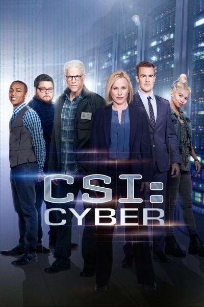 Caratula, cartel, poster o portada de CSI: Cyber