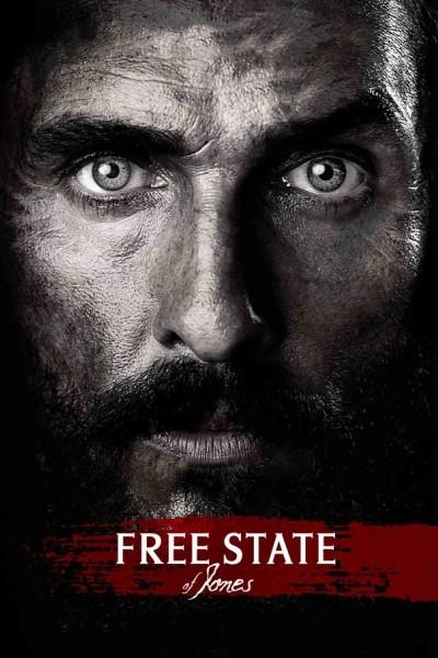 Caratula, cartel, poster o portada de Los hombres libres de Jones