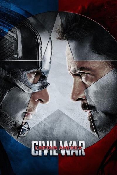 Caratula, cartel, poster o portada de Capitán América: Civil War