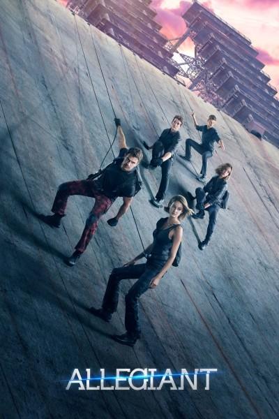 Caratula, cartel, poster o portada de La serie Divergente: Leal