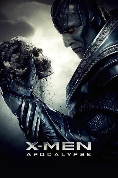 Caratula, cartel, poster o portada de X-Men: Apocalipsis
