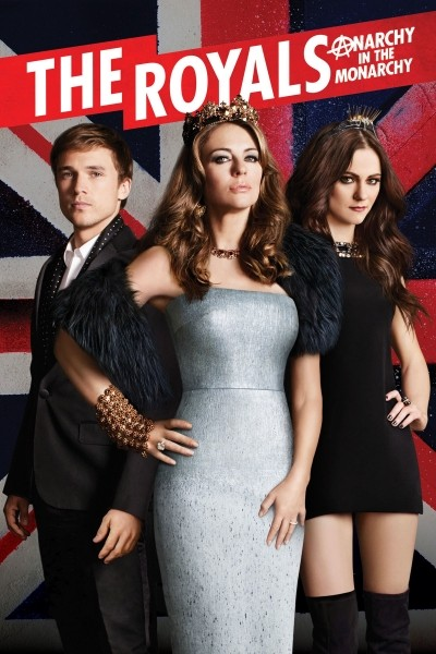 Caratula, cartel, poster o portada de The Royals