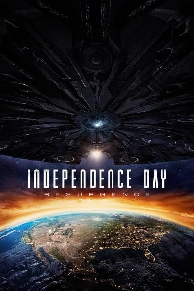 Caratula, cartel, poster o portada de Independence Day: Contraataque