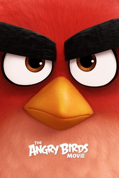 Caratula, cartel, poster o portada de Angry Birds, la película