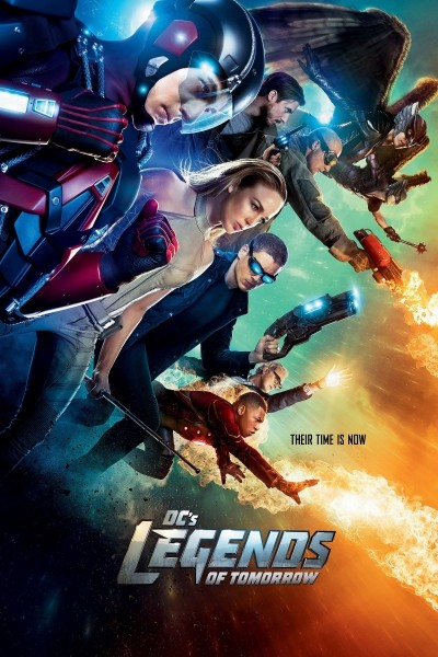 Caratula, cartel, poster o portada de DC\'s Legends of Tomorrow