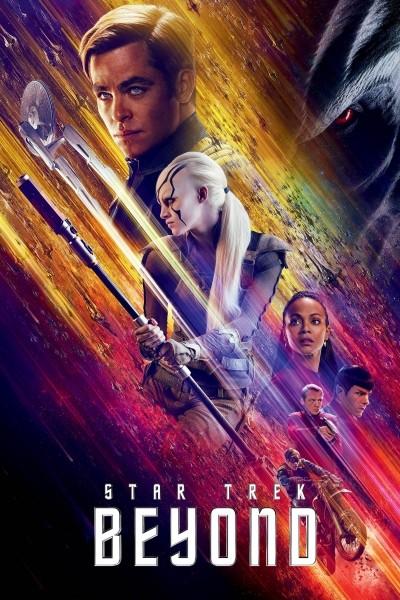 Caratula, cartel, poster o portada de Star Trek: Más allá