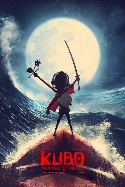Caratula, cartel, poster o portada de Kubo y las dos cuerdas mágicas