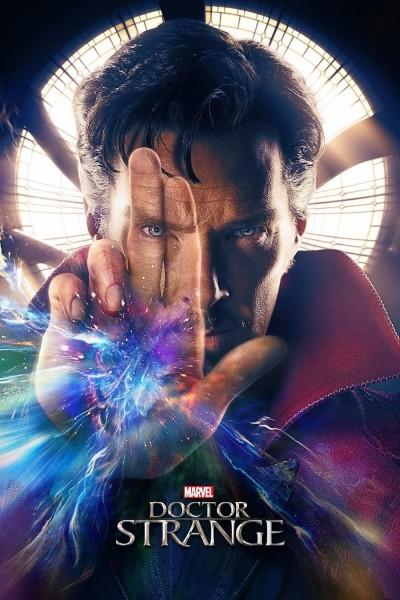 Caratula, cartel, poster o portada de Dr. Strange (Doctor Extraño)