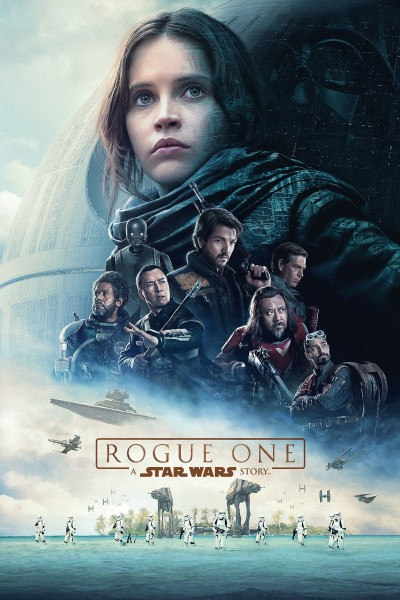 Caratula, cartel, poster o portada de Rogue One: Una historia de Star Wars
