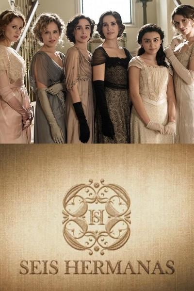 Caratula, cartel, poster o portada de Seis hermanas