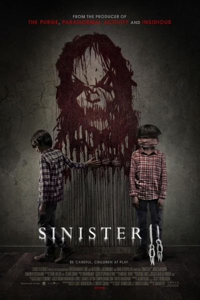 Caratula, cartel, poster o portada de Sinister 2