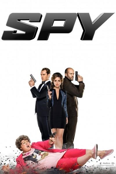 Caratula, cartel, poster o portada de Espías