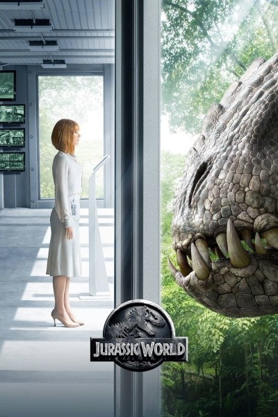Caratula, cartel, poster o portada de Jurassic World