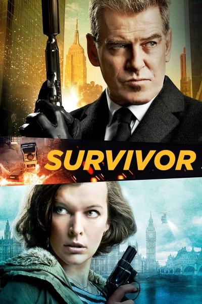 Caratula, cartel, poster o portada de Survivor