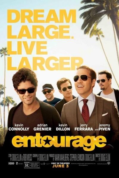 Caratula, cartel, poster o portada de Entourage (El séquito)