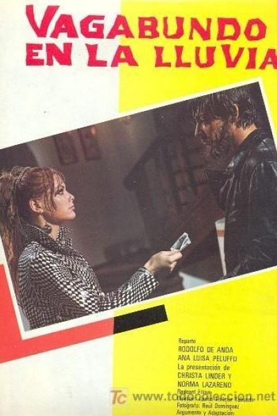 Caratula, cartel, poster o portada de Vagabundo en la lluvia