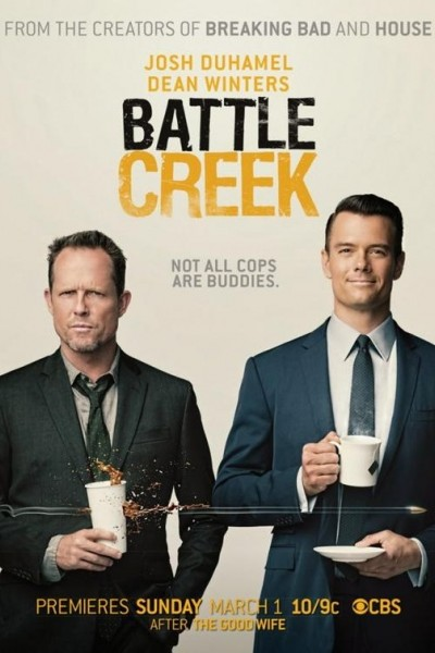 Caratula, cartel, poster o portada de Battle Creek