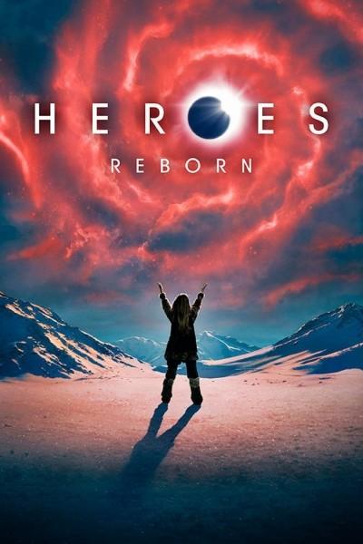 Caratula, cartel, poster o portada de Heroes Reborn