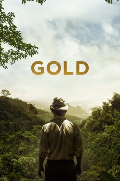 Caratula, cartel, poster o portada de Gold, la gran estafa