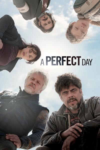 Caratula, cartel, poster o portada de Un día perfecto