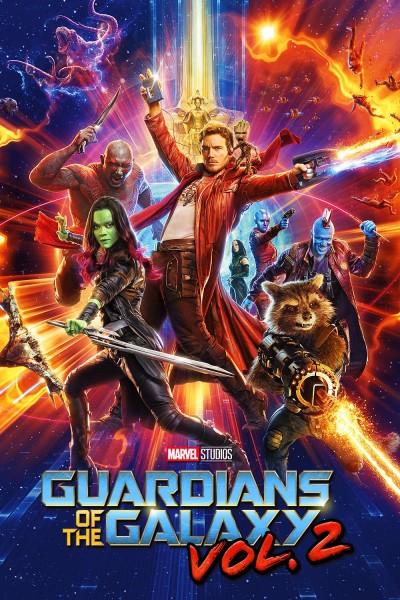 Caratula, cartel, poster o portada de Guardianes de la galaxia Vol. 2