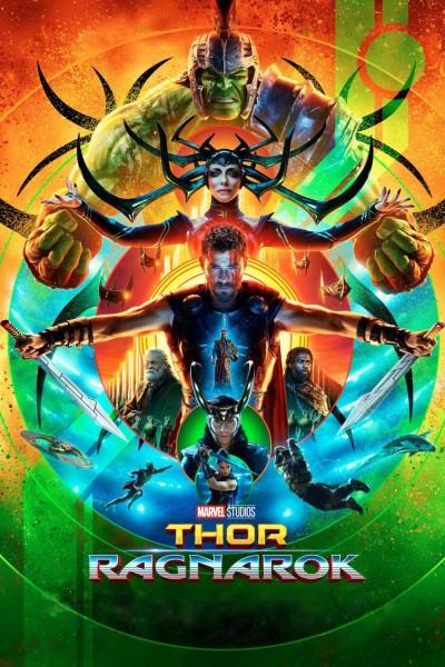 Caratula, cartel, poster o portada de Thor: Ragnarok