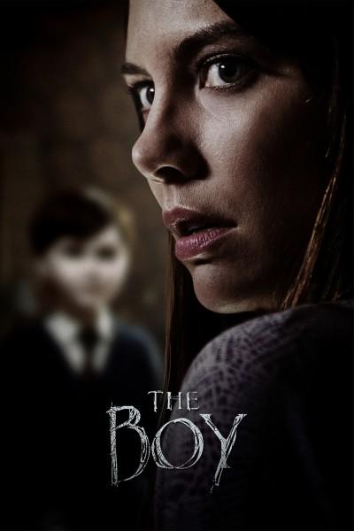 Caratula, cartel, poster o portada de The Boy