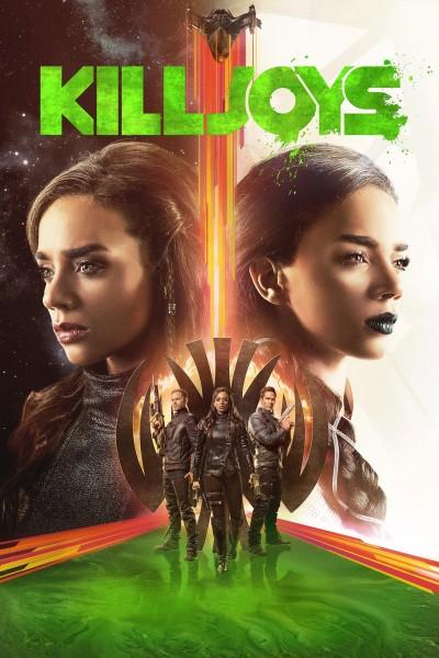Caratula, cartel, poster o portada de Killjoys