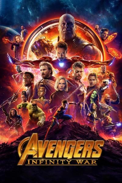 Caratula, cartel, poster o portada de Vengadores: Infinity War