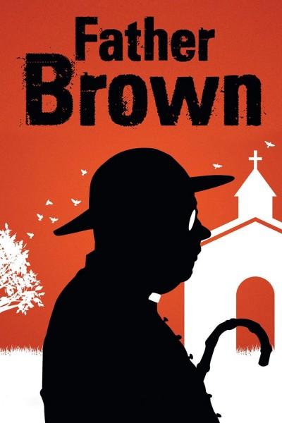 Caratula, cartel, poster o portada de Padre Brown