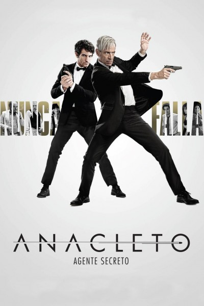 Caratula, cartel, poster o portada de Anacleto: Agente secreto