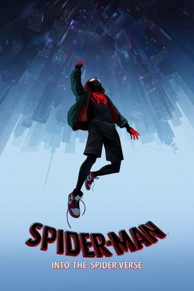 Caratula, cartel, poster o portada de Spider-Man: Un nuevo universo