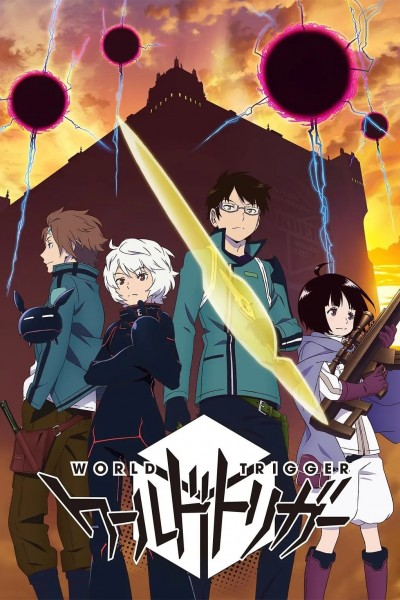 Caratula, cartel, poster o portada de World Trigger