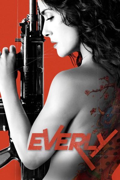 Caratula, cartel, poster o portada de Everly