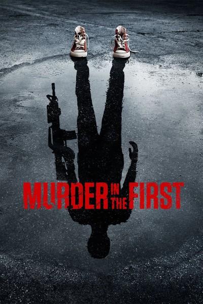Caratula, cartel, poster o portada de Asesinato en primer grado
