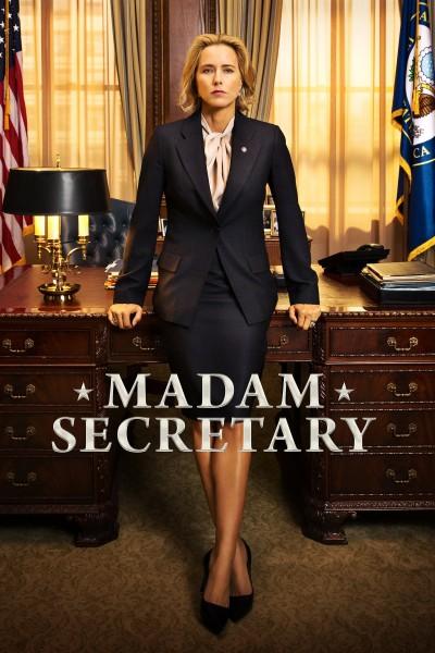 Caratula, cartel, poster o portada de Madam Secretary