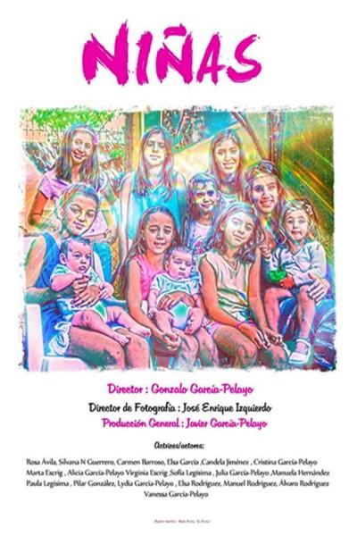 Caratula, cartel, poster o portada de Niñas