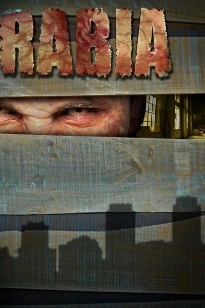 Caratula, cartel, poster o portada de Rabia