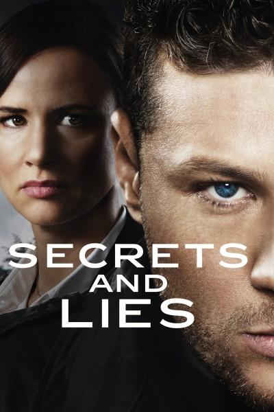 Caratula, cartel, poster o portada de Secretos y mentiras