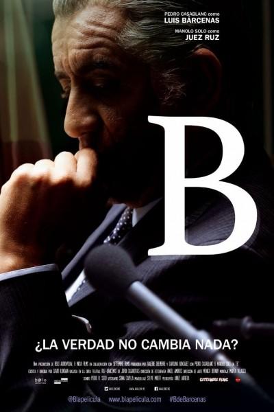 Caratula, cartel, poster o portada de B