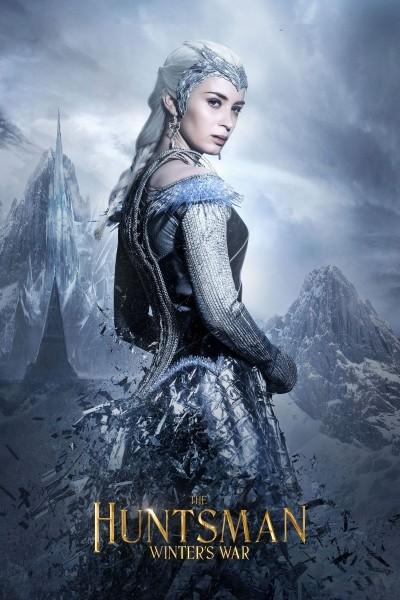 Caratula, cartel, poster o portada de Las crónicas de Blancanieves: El cazador y la reina del hielo
