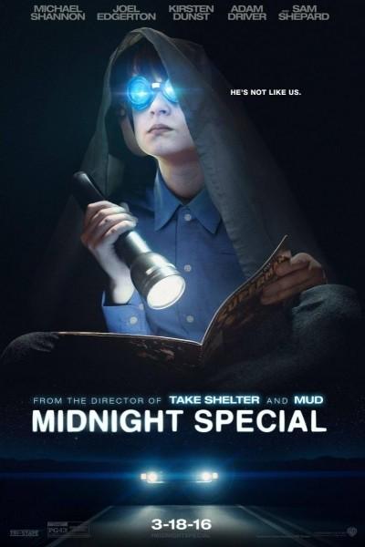 Caratula, cartel, poster o portada de Midnight Special