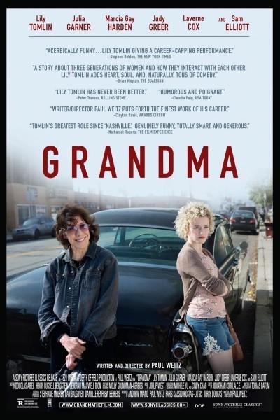 Caratula, cartel, poster o portada de Grandma