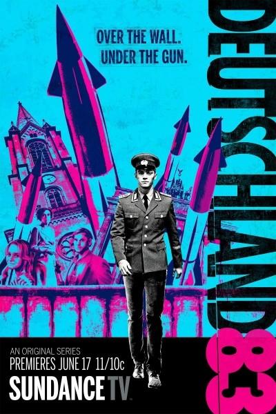 Caratula, cartel, poster o portada de Deutschland 83
