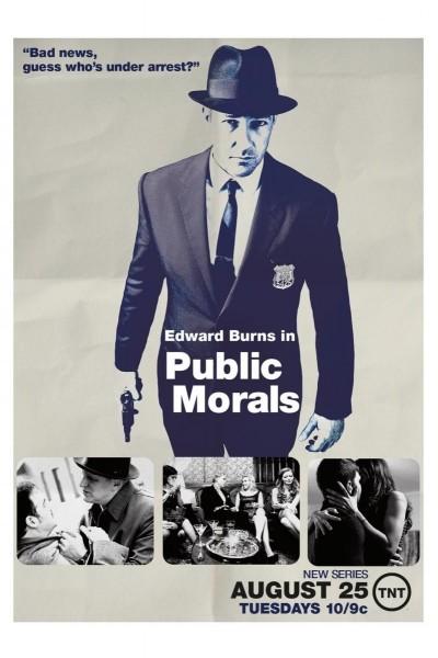 Caratula, cartel, poster o portada de Public Morals