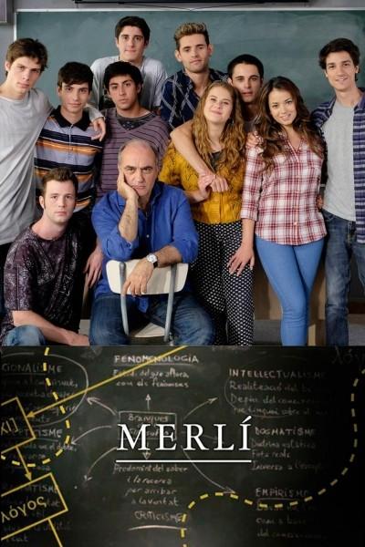 Caratula, cartel, poster o portada de Merlí