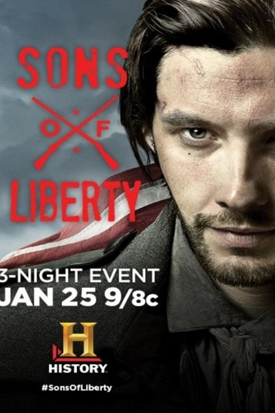 Caratula, cartel, poster o portada de Sons of Liberty